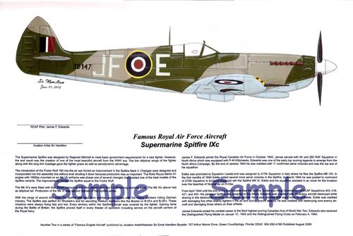 62 Spitfire IX 2008