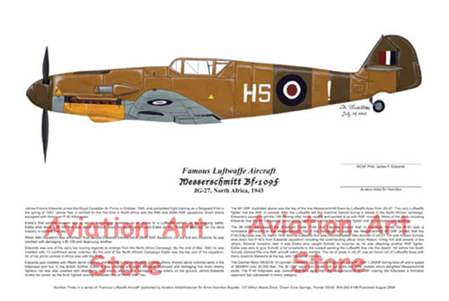65 Bf109F RAF 2008