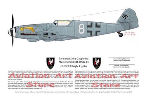 78 Bf109G Jorg 2009