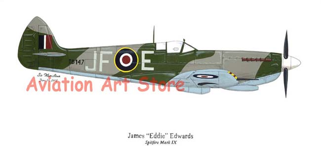 A.P._Painting_Spitfire_Edwards