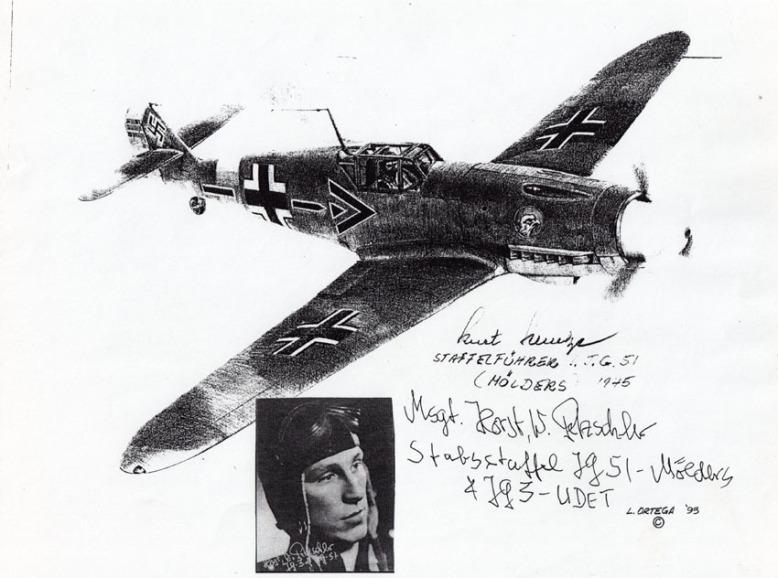 other_artist_Horst_Bf-109G_web