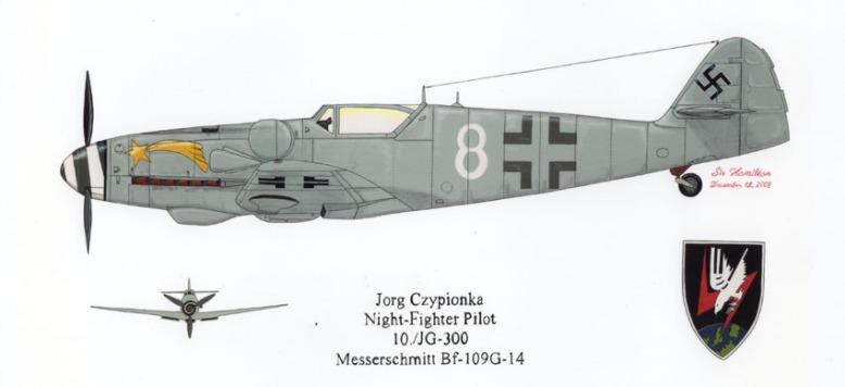 painting_Bf-109G_Original_Jorg