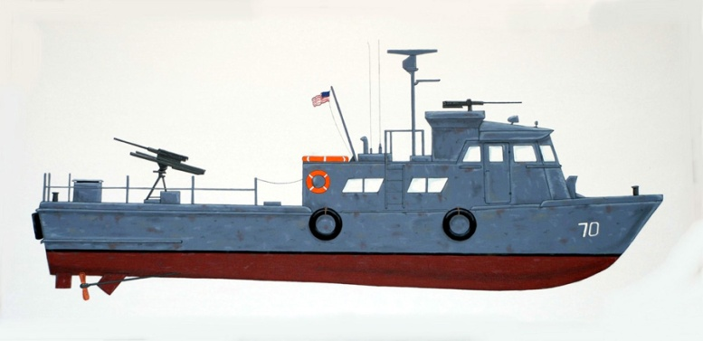 Painting_Swift_Boat_1