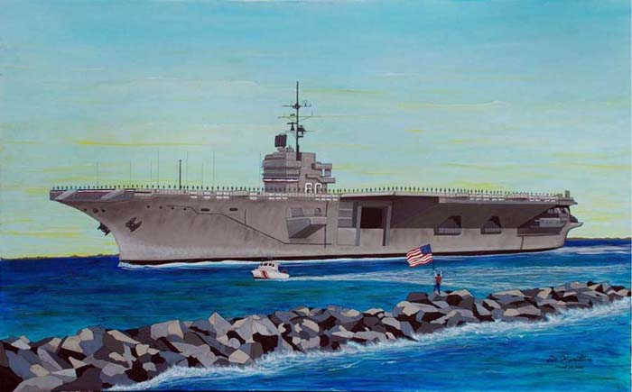 painting_USS_Saratoga