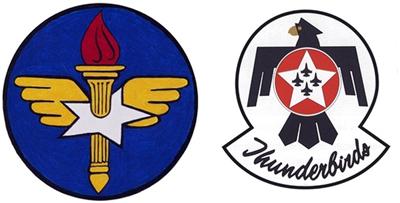 SquadronThunderbirds_Logos