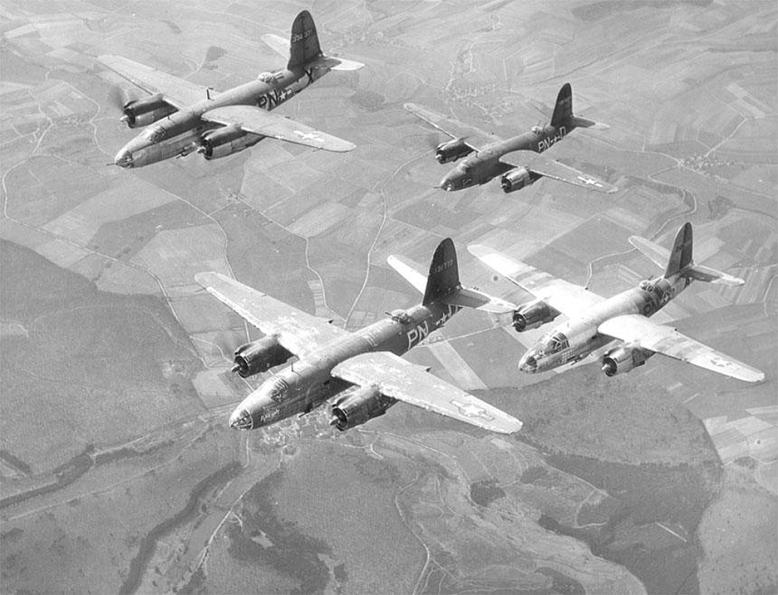 B-26sfromthe449thBombSquadron322ndBombGroup9thAirForcebeingledbyFlakBait_zps1a325f23.jpg